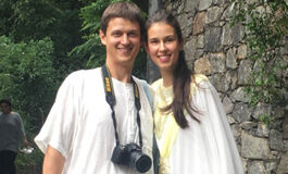 Юрий, 34 года и Александра, 30 лет — Отзыв о занятиях йогой онлайн